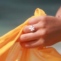 Frangipani ring