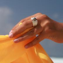 Sea urchin ring