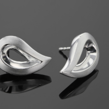 Silver jewellery designed and made in Mauritius