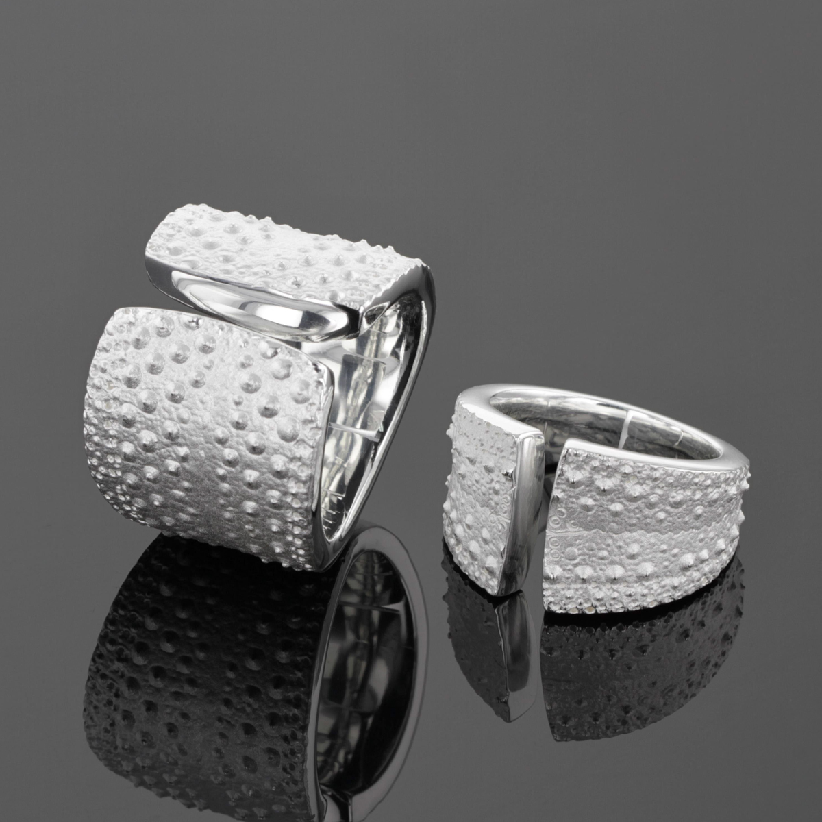 Modern sterling silver jewellery Mauritius
