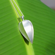 Big silver jewellery
