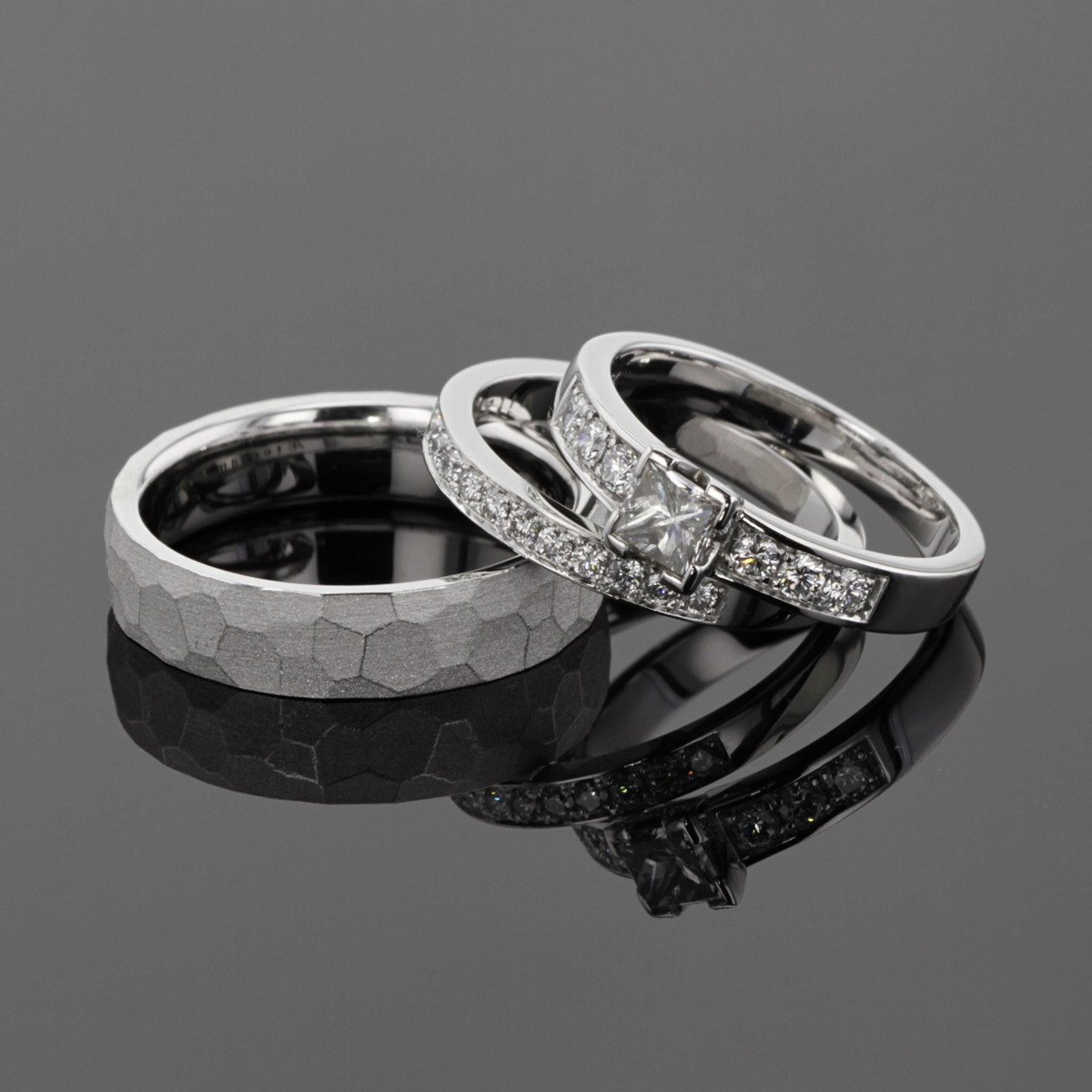 Wedding rings made in Mauritius