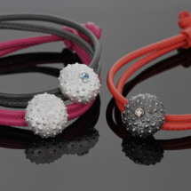 Sea urchin bracelets made in Mauritius