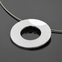 Unique and modern silver jewellery