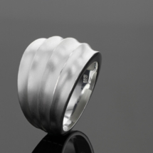 Sterling silver rings made in Mauritius