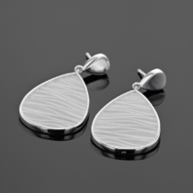Unique sterling silver earrings Mauritius