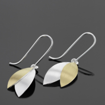 Unique silver and gold jewellery