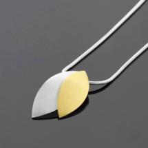 Modern sterling silver jewellery