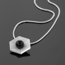 Unique silver pendants from Mauritius