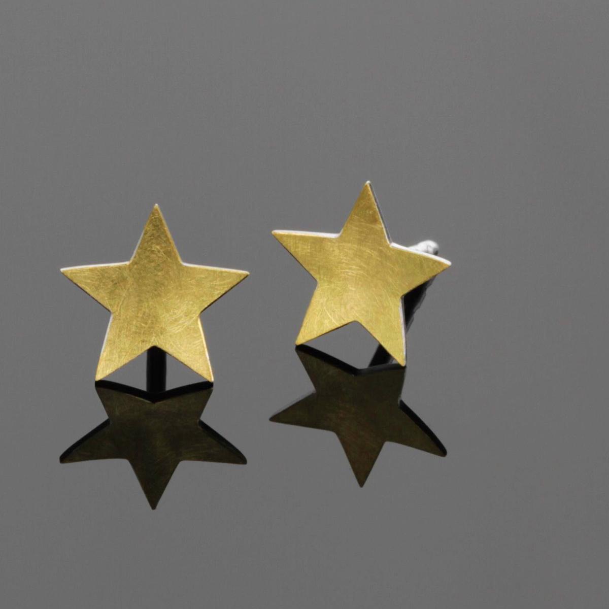 Star earrings Mauritius
