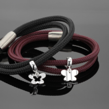 Maritime rope bracelets