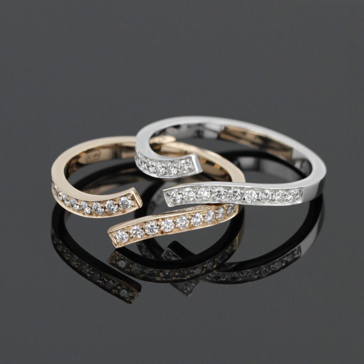 Diamond rings Mauritius