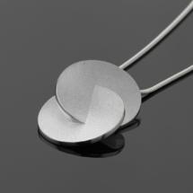 Modern silver pendants Mauritius