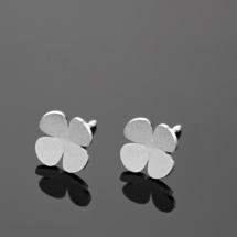 Silver earrings Mauritius