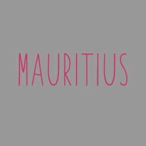 The Mauritius jewellery collection
