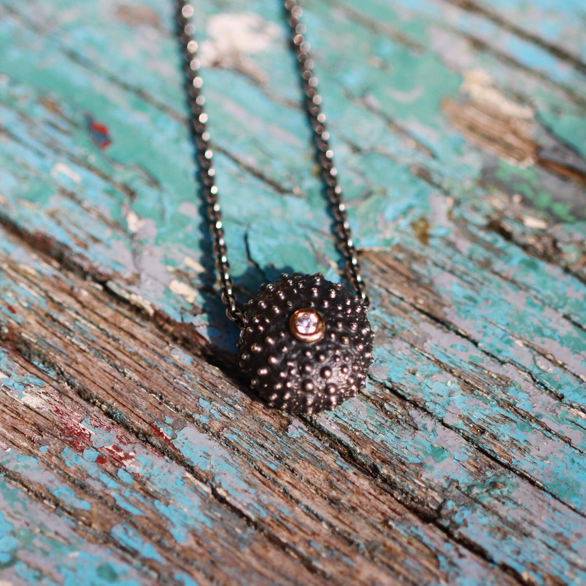 Sea urchin jewellery Mauritius