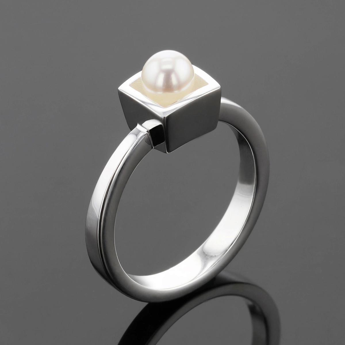 Pearl rings Mauritius