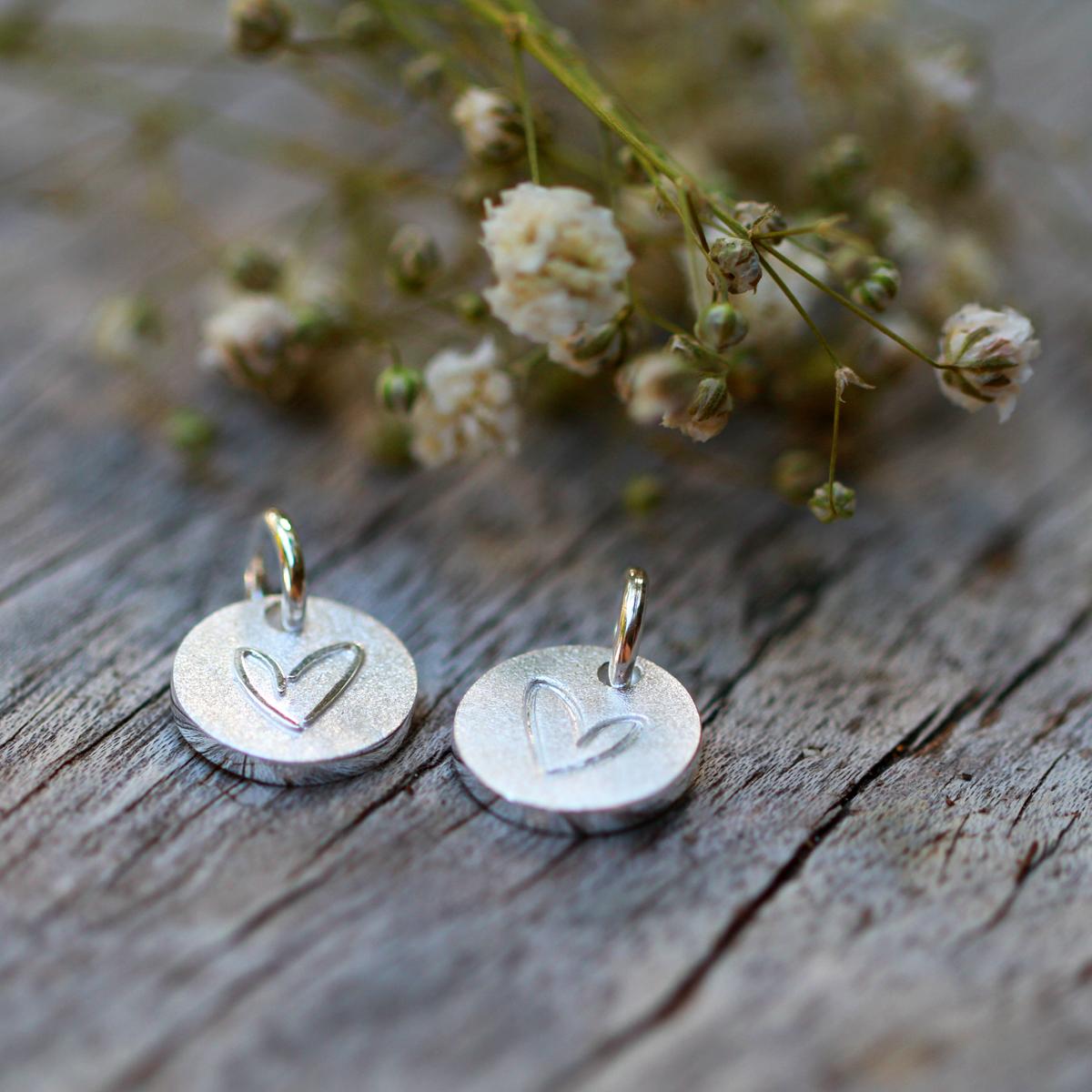 Heart pendants_couple
