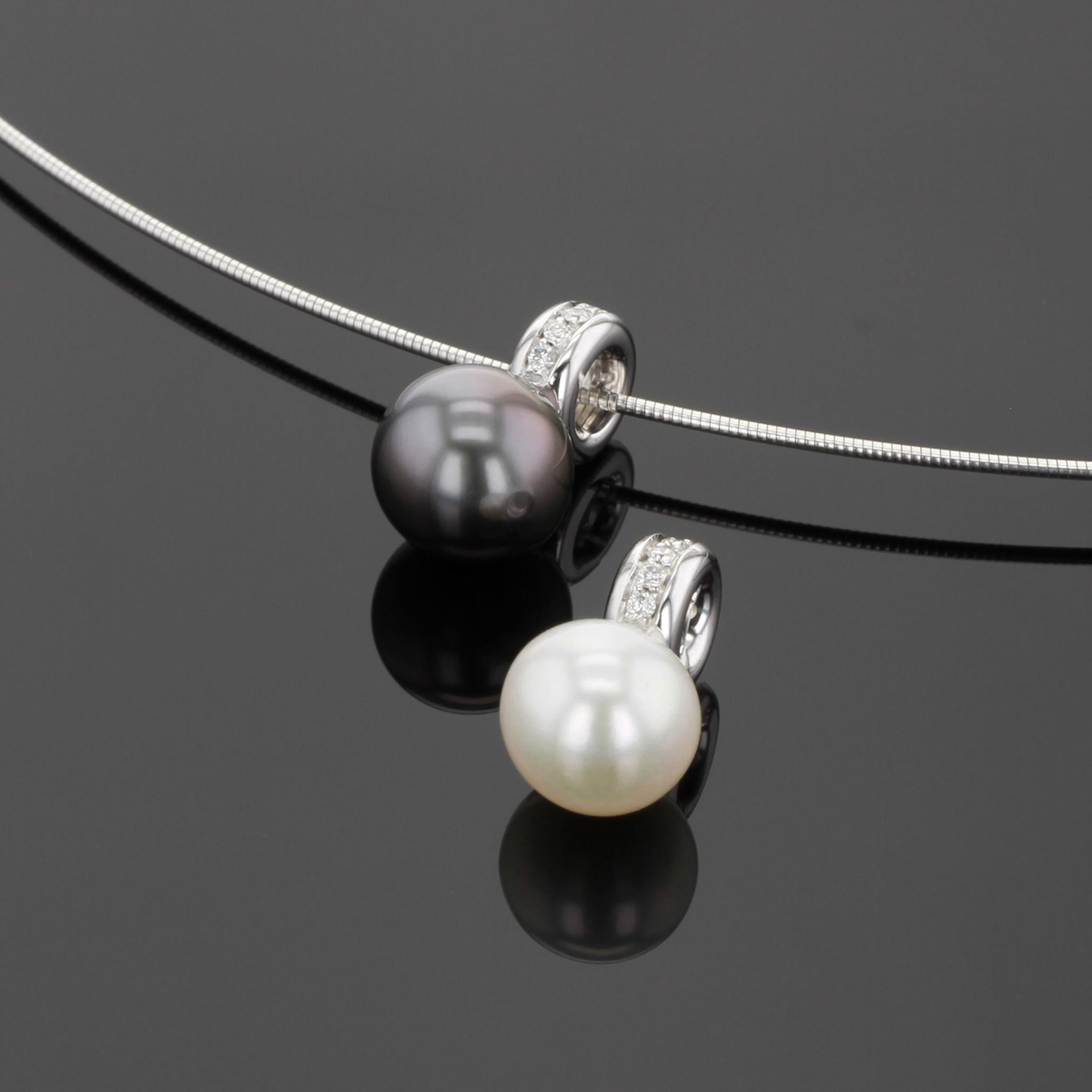 Gold and pearl jewellery Mauritius