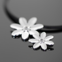 Silver jewellery made in Mauritius